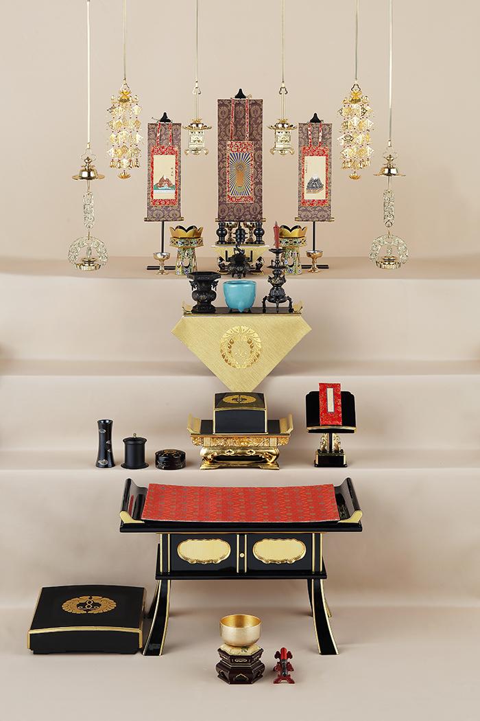 お仏壇の飾り方】浄土真宗本願寺派(お西)-初級編- | お寺の窓口